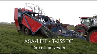ASA-LIFT - Vegetable harvesters