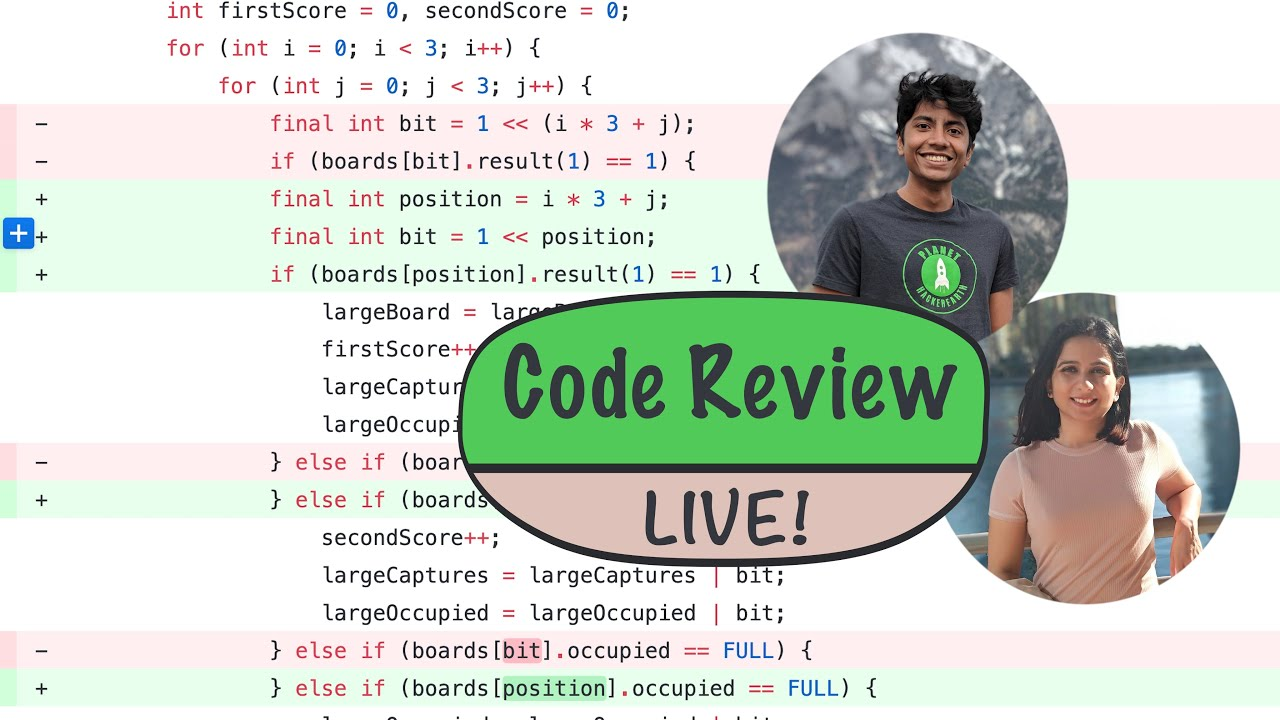 Code reviews, styles and solutions with Software Engineer Yogita