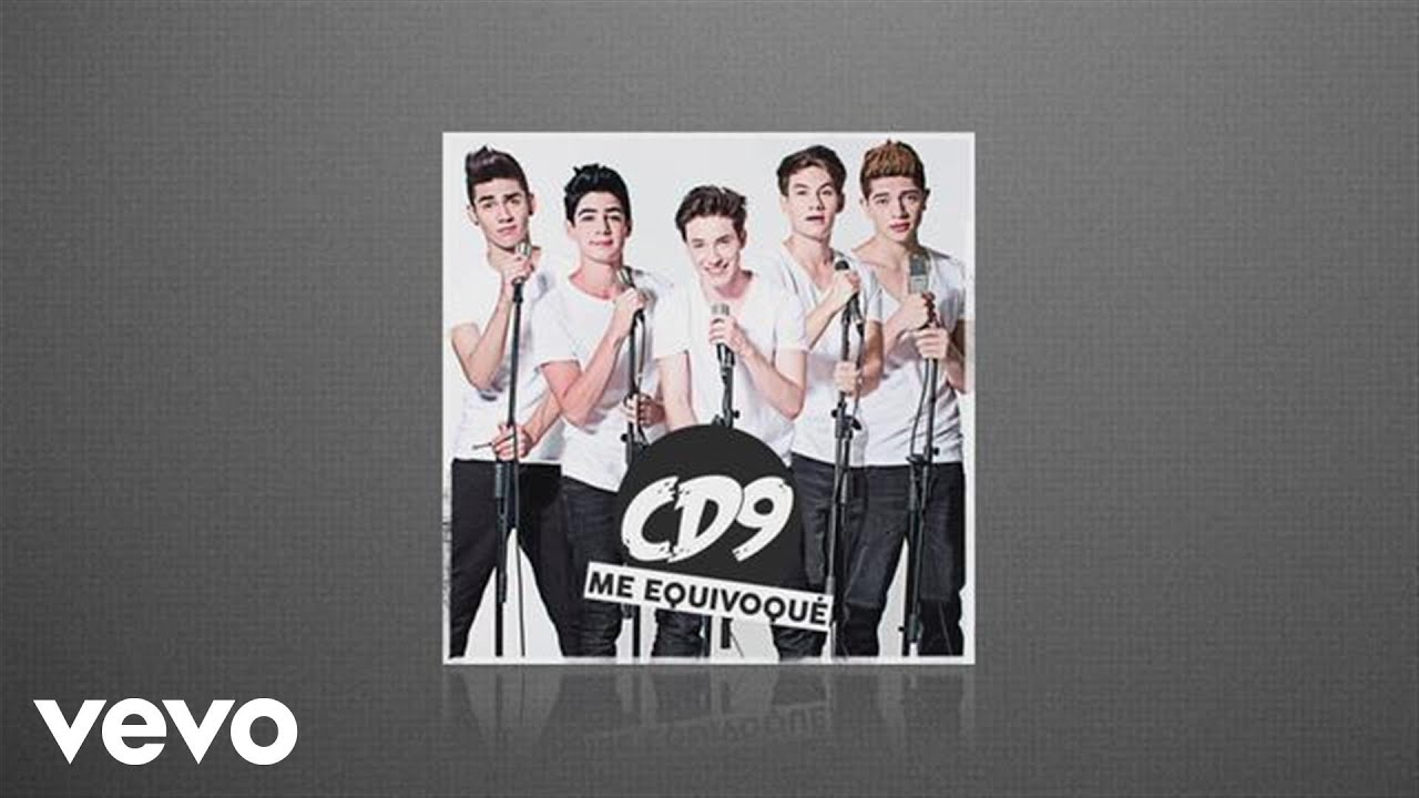 CD9 - Me Equivoqué (Audio)
