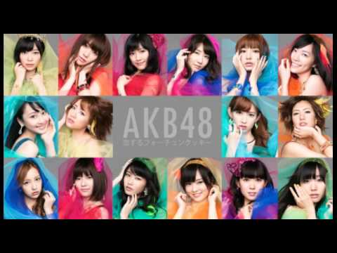 AKB48 Koisuru Fortune Cookie Instrumental
