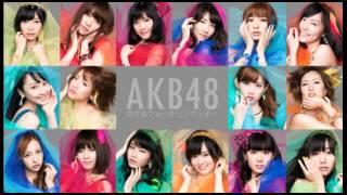 AKB48 Koisuru Fortune Cookie Instrumental
