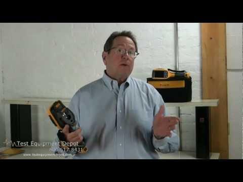 Fluke Ti100 Ti110 Ti125 TiR110 TiR125 Thermal Imager(s) w/Al Feldman