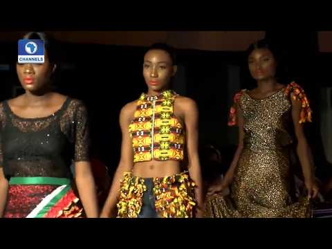EN: African Fashion Designers Set New Trends At AFWN 2017