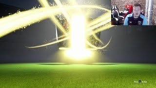OMG! MY FIRST FIFA 18 100K PACK! - ULTIMATE TEAM