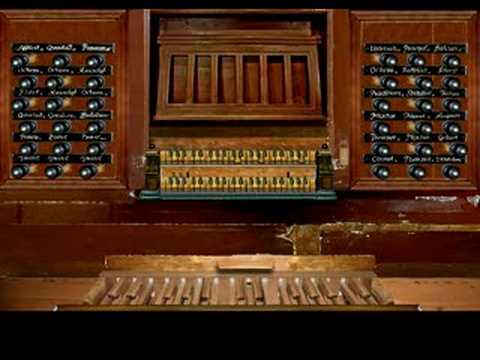 Arp Schnitger Virtual Pipe Organ