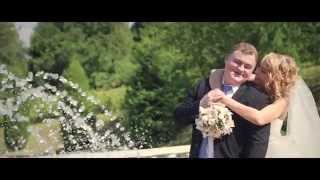 Свадебное видео Ани и Миши  6|06|2014. г. Владимир