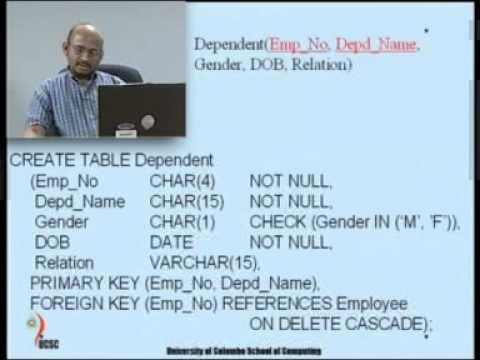 BIT   Database Management System Section 4 Part 2