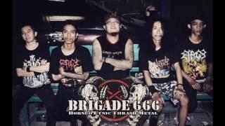 Brigade 666 - Regenerasi (Borneo Ethnic Thrash Metal)
