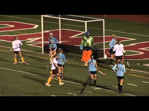 10 23 13 Madison West Morris Central Field Hockey MCT Final
