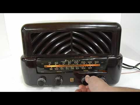 Mid-Century Airline Radio 94-BR-1535A (1949)