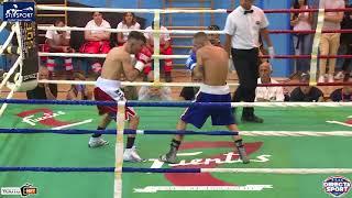 Boxe professionisti Cagliari, 15 ottobre 2017, palasport via degli ...