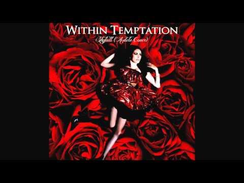 Within Temptation Skyfall Adele Cover ,#Adele