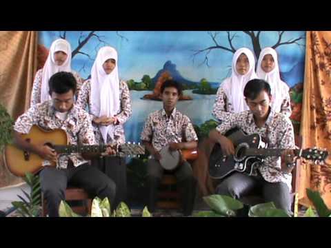 Musikalisasi Puisi Ahmadun Jossi H    Ciuman Pertama untuk Tuhan