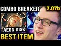 Miracle Enigma Best New Item AEON DISK COMBO BREAKER Dota 2 7 07b Dueling Fates mp3