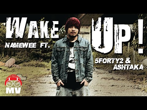 Malaysia 4 Languages Rap!【WAKE UP! 】Namewee X 5forty2 X Ashtaka @CROSSOVER ASIA 2017亞洲通車專輯