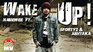 WAKE UP! Malaysian Rapper United (Namewee / Ashtaka / 5Forty2)