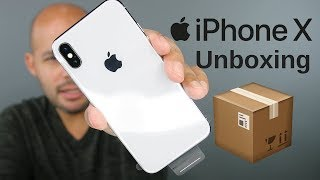 iPhone X Unboxing   Should You Upgrade?