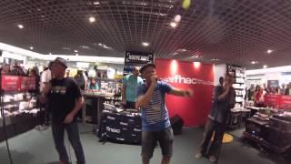 Massilia Sound System Concert Fnac GoPro
