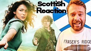 SCOTTISH PEOPLE REACT TO OUTLANDER PART 2
