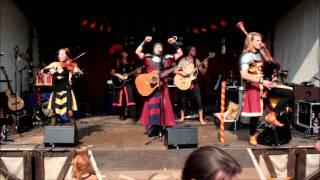 Feuerschwanz - Wir lieben Dudelsack MPS Hamburg Öjendorf 2011