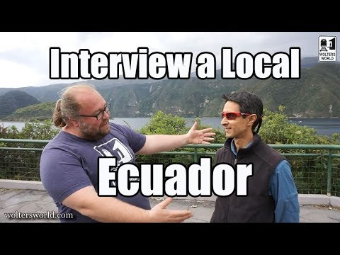 Interview with a Local: Miguel, a Travel Guide from Ecuador