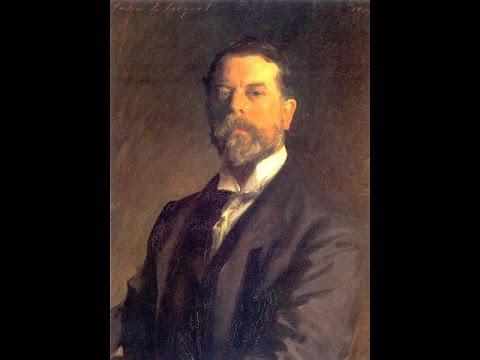 John Singer Sargent American Painter 1856-1925 約翰·辛格·薩金特