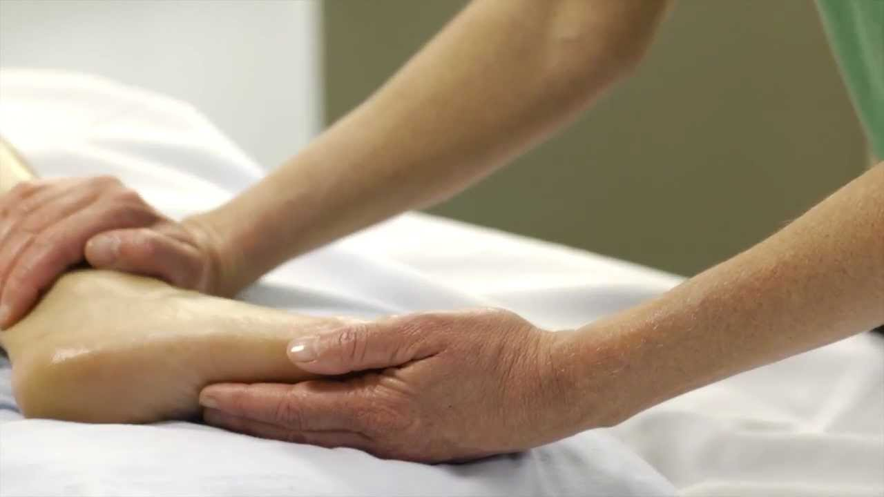 Greet The Day Oncology Massage Youtube