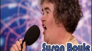 SUSAN BOYLE  ☆ KILLING ME SOFTLY ☆