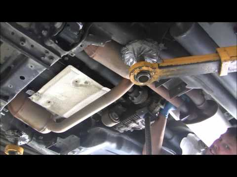 Discovery LR3 - Transmission Filter and Fluid