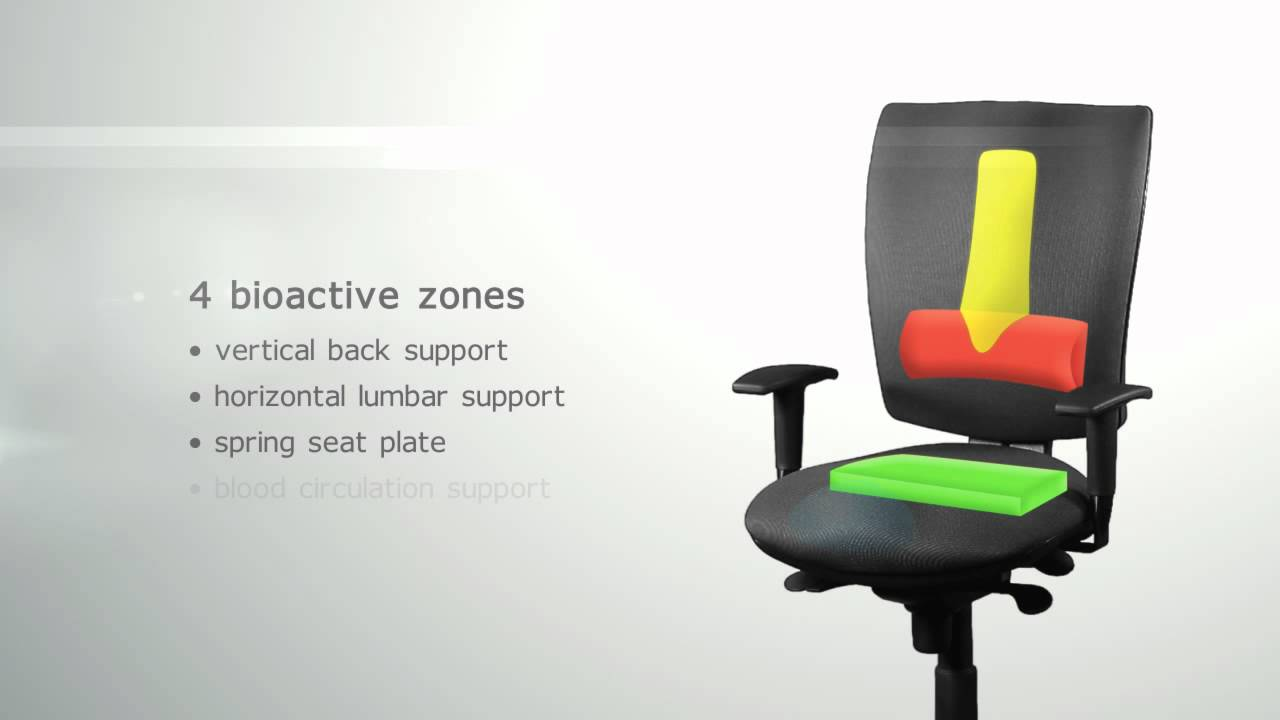 Therapia Unisit Therapeutic Office Chair