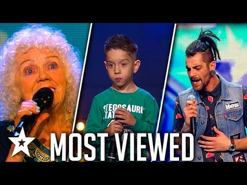 TOP MOST VIEWED Singers Around The World 2018 | Got Talent Global