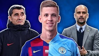 Barcelona & Manchester City To BATTLE Over £45m Spanish Wonderkid?! | #UCLReview