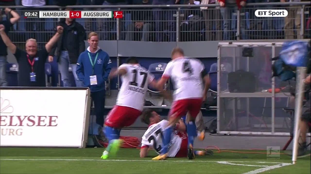Verletzung Nicolai MГјller