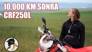 Honda CRF 250L İncelemesi (10K Km Sonra)