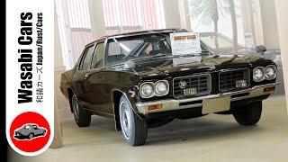 MEGA-RARE JDM!! 1974 Isuzu (Holden) Statesman Deville - 1 of 246