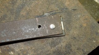A Riveting Experience - Install a homemade rivet - a video tutorial from Old Sneelock's Workshop.