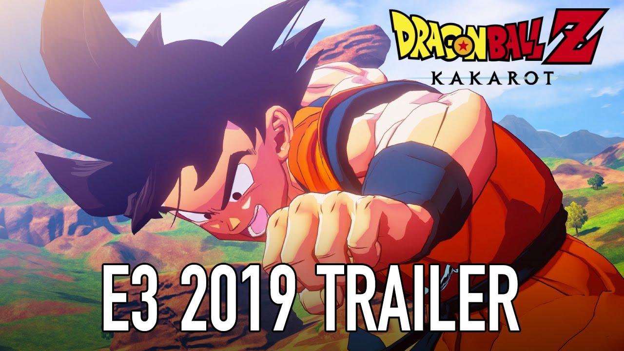Dragon Ball Z: Kakarot - Trailer da E3 2019