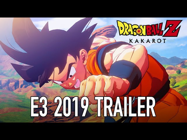 Dragon Ball Z: Kakarot - PS4/XB1/PC - E3 2019 Trailer