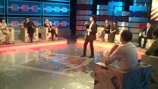 Премьера новой песни Кайрата Нуртаса в ток-шоу \