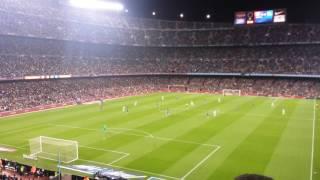 FC Barcelona gegen Real Sociedad 3:2 Part5