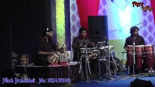 Tere sung jina tere sung marna sung by Nilesh Brahmbhatt and Vibhavari Yadav mo 9824301160