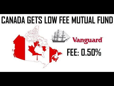 Invest In Lowest Fee Mutual Funds In Canada!