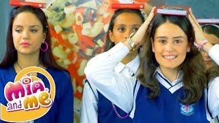 Мия и я - Упражнения для юных леди| Сериал про школу, мультфильм про эльфов, единорогов и волшебство