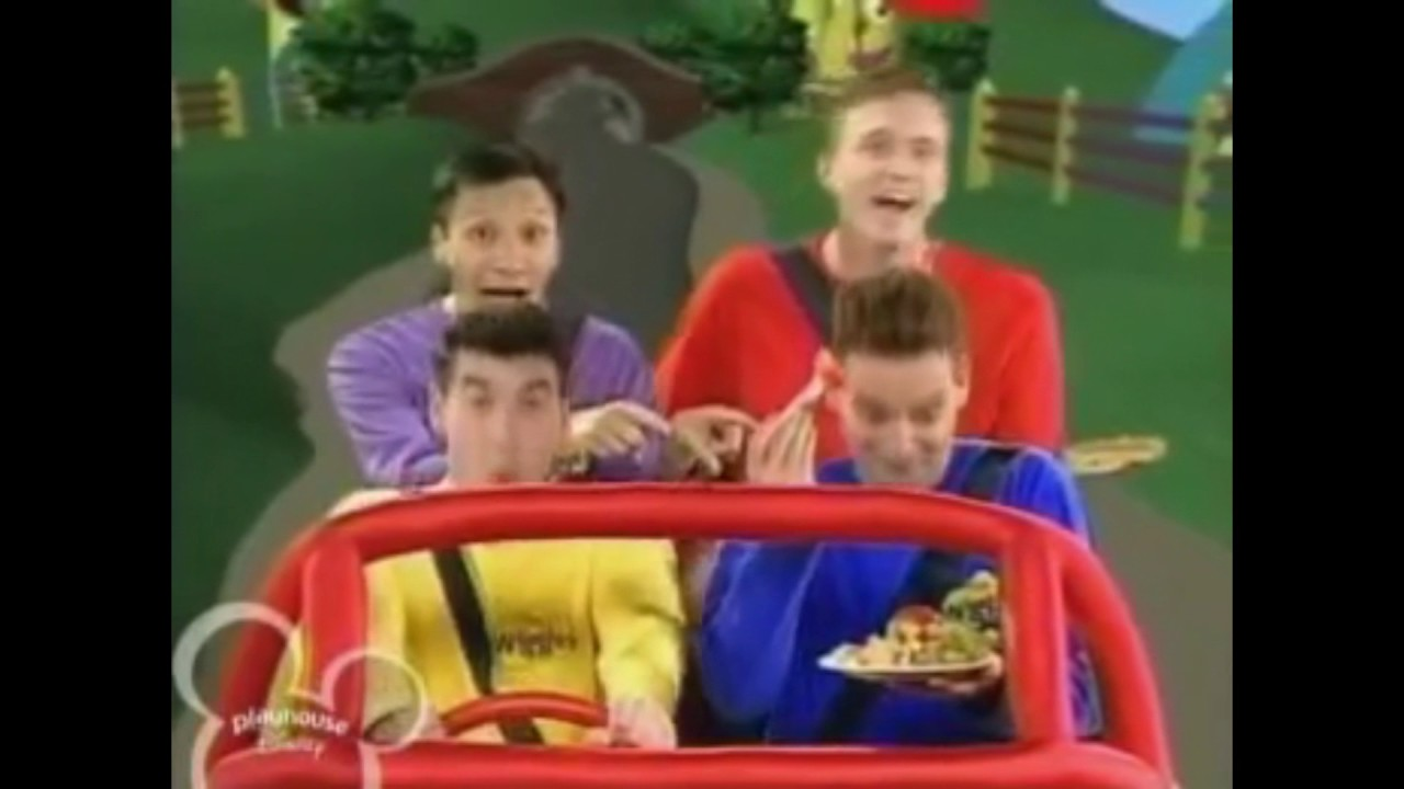 The Wiggles Toot Toot Chugga Chugga Big Red Car But Every `Car` Gets Faster