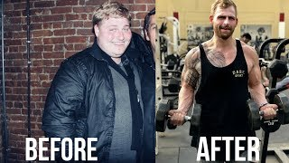 Drugs, Addiction, & Suicide.. How Noah Overcame & Lost 190 Pounds!