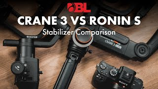 DJI Ronin S vs. Zhiyun Crane 3 | Comparison Review | BorrowLenses.com