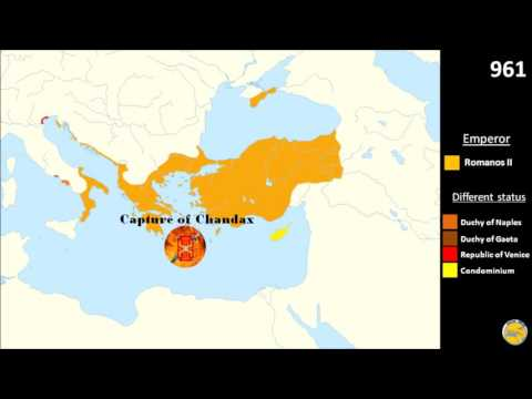 Middle Byzantine Period - part 2, Macedonian Dynasty (867-1057)