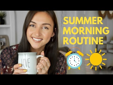 my-morning-routine-☕️☀️-vegan-recipes-makeup-routine