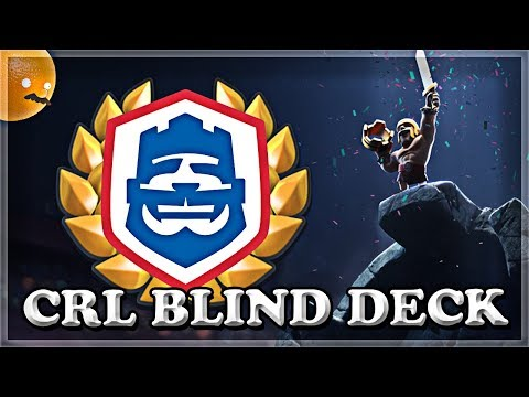 Tips for CRL Blind Deck Challenge | Clash Royale 🍊