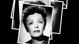 Watch Edith Piaf La Ville Inconnue video